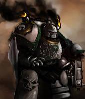 Pre-heresy Death Guard by Nalro