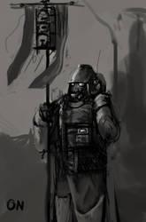 Krieg by Nalro