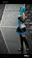 Vocaloid - Miku Hatsune 1 by spell-weaver