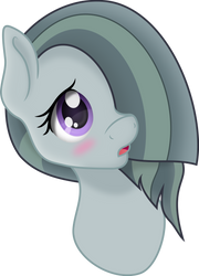 [Marble Pie] - Shy as a mouse. by Negatif22