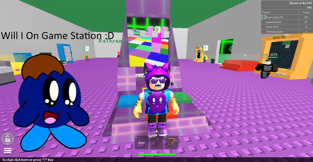 I On Game Station On Roblox Kind Very Old D By Kirbytuxedo On