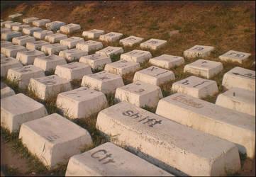 Monument keyboard by SparkleStarCat