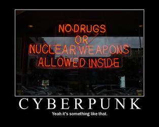 Cyberpunk by hackerkind