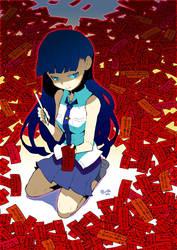 I wish to the star by RyusukeHamamoto