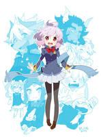 Skygazer TP Cover by RyusukeHamamoto