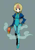 TimeBattrolers:Maki by RyusukeHamamoto