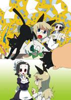 Neco-no-saka-ue issue1-3 by RyusukeHamamoto