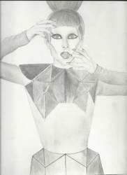 lady gaga fashion by 101fatsos