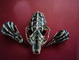 Bioskulls by Nekrotiko
