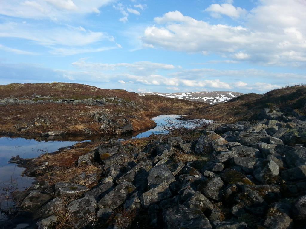 Mountain landscape stock X by Wylderness
