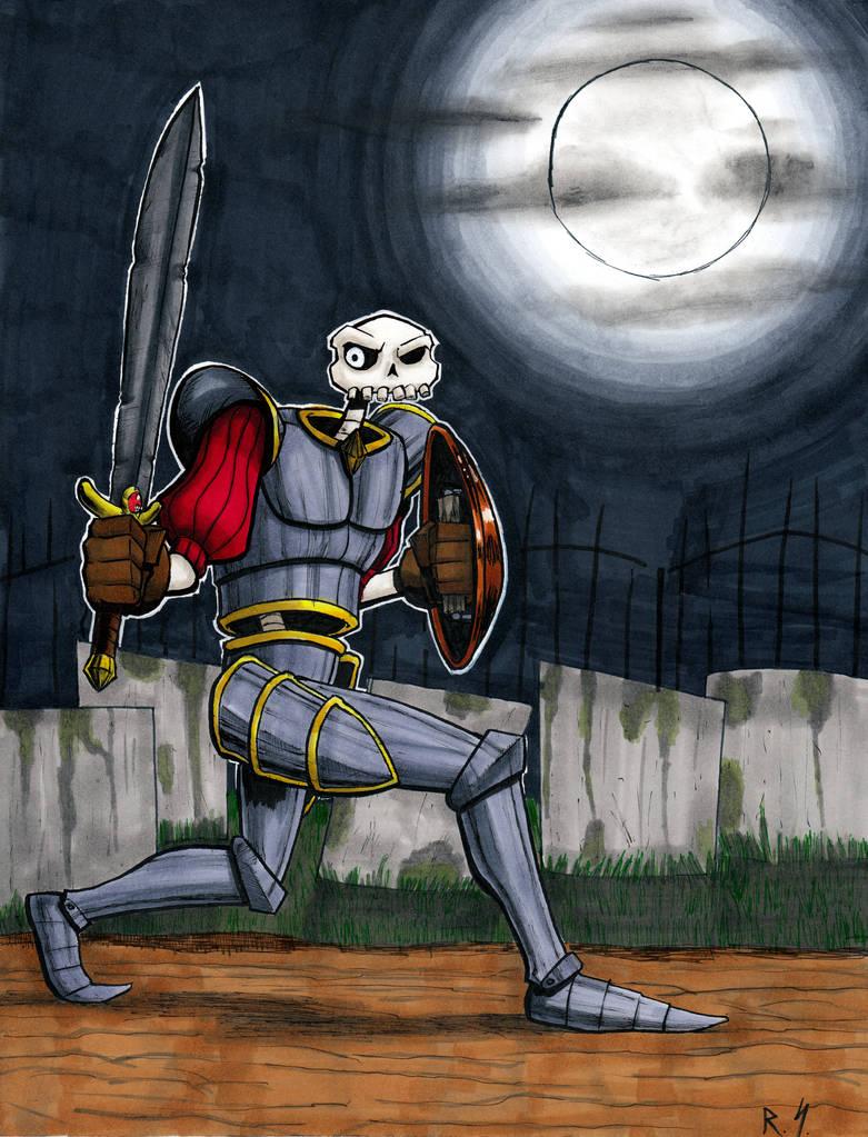 Sir Daniel Fortesque: Hero of Gallowmere. by RyanShifflett
