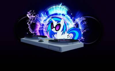 Spotlight - DJ PON3 by Vividkinz