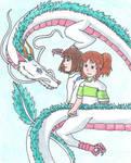 Haku the Dragon by Goldenjellybean