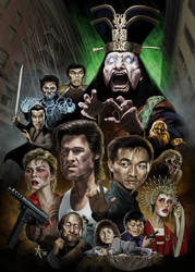Big Trouble in Little China by Caveatscoti