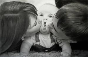 Too Many Kisses by JairoxD