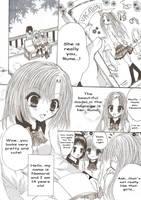 :True Friend: Page 1 by IvonneRoxasSora