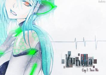 Yunika Cover Cap 1 by kokojiappain