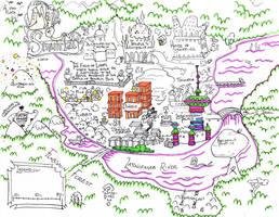 Smuirlat Map by ChanterelleandMay