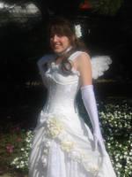 .:AMG Wedding Belldandy9:. by cosplay-muffins