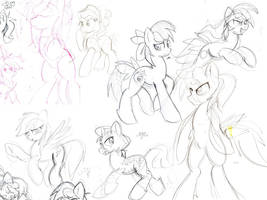 MLP Pencil Dump S3 Edition  -  4/5 by stec-corduroyroad