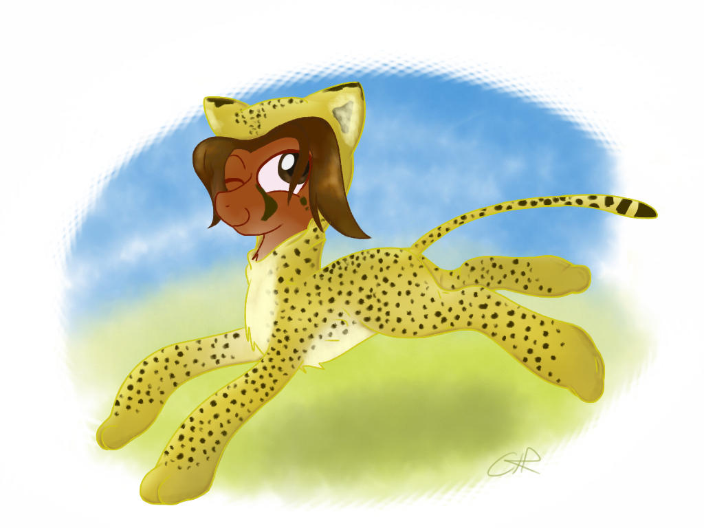 Cheetin' (Trade) by stec-corduroyroad