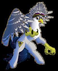 Gigawatt ~ Commission by stec-corduroyroad