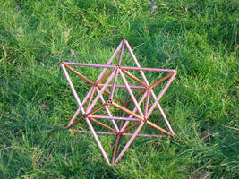 12' Star Tetrahedron by MerlinOfManitou