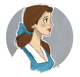 Belle by JennaleeAuclair