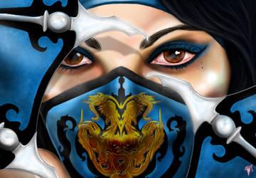 MK Legacy Princess Kitana by Esau13
