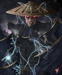 MK Legacy Thunder God by Esau13