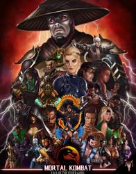 Mortal Kombat The Fall Of The Elder Gods by Esau13
