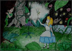 wonderland meets neverland by steeerne