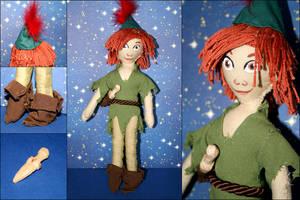 Peter Pan by steeerne