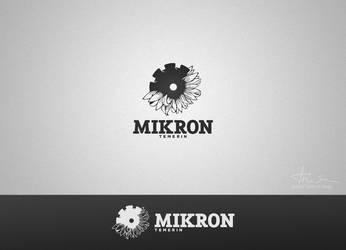 Logo - Mikron by Tngabor