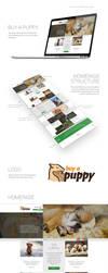 Web design - Buy a Puppy by Tngabor