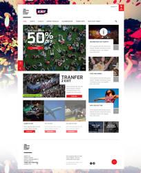 Web Design - Exit Trip by Tngabor