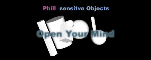 Sensitive Objects by phill2002