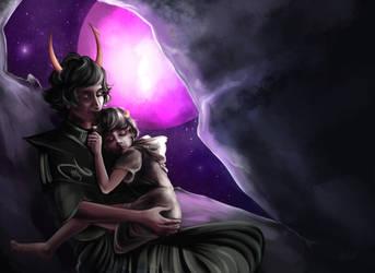Mothers don't sleep by Zankat91