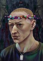 Kevin - Crown of conflicting Identity by Zazoreal