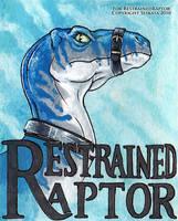 Restrained Raptor AC2010 Badge by RestrainedRaptor