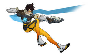 Tracer | Overwatch by Neexz