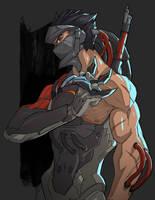 Genji Blackwatch by Neexz