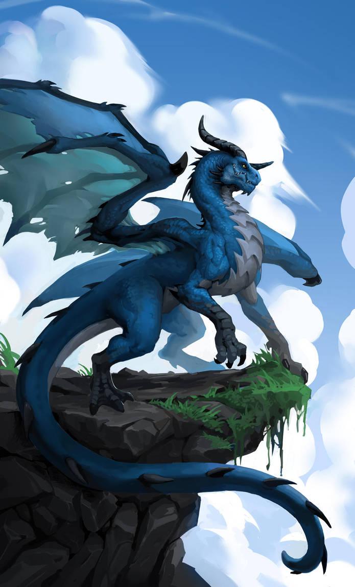 Koelum, Guardian of the Skies by Neexz