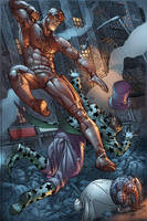 Daredevil by MarteGracia
