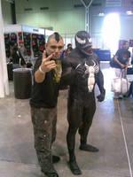 yes.Venom is my friend. by MarteGracia