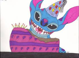 I like cake by redwolfgirl