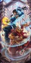 Legend of Korra 2 by EdgarSandoval