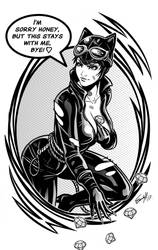 Catwoman C2 by EdgarSandoval