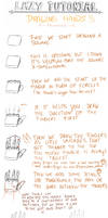 Lazy Tutorial: Hands by x-Memoire-x