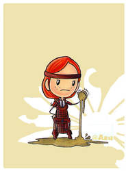 Aveline by Azu-graph